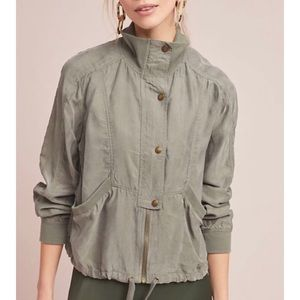 ANTHROPOLOGIE nwt marrakech draped jacket 1X